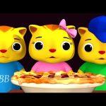 3 Little Kittens   Part 2   Nursery Rhymes by LittleBabyBum!
