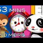 Growing Up Songs | Plus Lots More Nursery Rhymes | From LittleBabyBum!