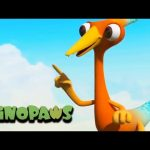 Dinopaws – The Thing That Talked