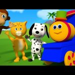 Bob The Train | We Go Song | Original Kids Song | Nursery Rhymes For Childrens And Baby