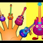 Guitar Finger Family And Other Popular Nursery Rhymes