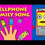 Cellphone Finger Family
