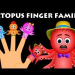 Octopus Finger Family And More