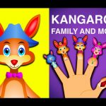 Kangaroo Finger Family | Animal Finger Family and More