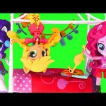 Pinkie Pie Slumber Party Bedroom * My Little Pony Equestria Girl Dolls * New 2016 Toys DCTC
