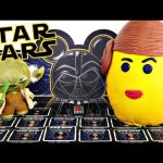BIG Play Doh Star Wars LEGO Surprise Egg FULL CASE Blind Box Vinylmation Collectible Toys