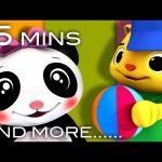 Sharing Song | Plus Lots More Nursery Rhymes | Original Song by LittleBabyBum!