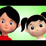 Kids TV Nursery Rhymes – Miss Polly Had A Dolly | 3D Rhymes From Kids TV