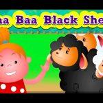 Baa Baa Black Sheep – Nursery Rhymes For Children