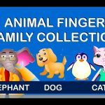 Animal Finger Family Collection – 8 Animal Finger Families Medley