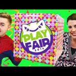 GIANT SURPRISE TOYS BOX #2 for Play Fair ❤ New York City DisneyCarToys Spidey Meet & Greet
