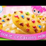 Yummy Nummies Cookie Maker Sweet Shop Baking Creation Kit for Children
