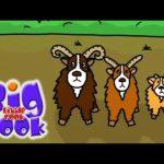 Big Cook Little Cook – Three Billy Goats Gruff