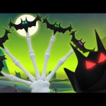 Halloween Finger Family | Nursery Rhymes Songs For Children | Kids TV