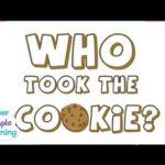 Who Took the Cookie? – Teaching Tips
