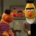 "Sesame Street – Ernie and Bert sing ""Loud and Soft"""