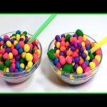 Play Doh  Surprise Dippin Dots  Frozen Peppa pig Disney Rainbow colors
