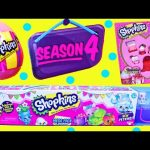 SHOPKINS SEASON 4 Easter Surprise Eggs, Valentine's Day Sweet Heart Collection, Mega Pack 20 Petkins