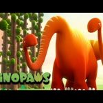 Dinopaws – Double Headed Dinopaw