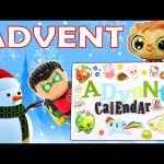 Peppa Pig.My Little Pony.Disney Princess Full 24 Day Advent Calendar Opening *** DCTC videos