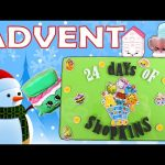 SHOPKINS Full 24 Day Advent Calendar Opening *** DCTC videos