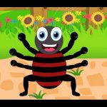 Incy Wincy Spider (Itsy Bitsy Spider) Nursery Rhyme    Kids Animation Rhymes Songs