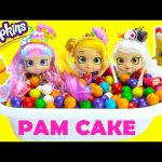 *NEW* Shopkins Pam Cake Shoppie Doll