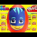 PJ Masks Catboy Play Doh Surprise Egg