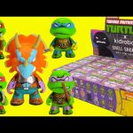 Teenage Mutant Ninja Turtles Kidrobot Shell Shock Mini Series