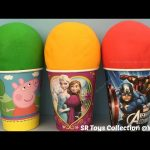 Play Doh Surprise Finding Dory Disney Princess Zootopia Teenage Mutant Ninja Turtles Peppa Pig Toys
