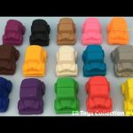 Play Dough Cars with Peppa Pig Molds Fun and Creative