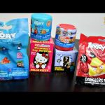 TOYS SURPRISES FOR KIDS DORY Bling bags, mashemss Paw patrol EGG SURPRISES angry birds Minecraft.