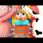 Oranges And Lemons   Plus Lots More Nursery Rhymes   From LittleBabyBum!