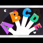 ABC Finger Family | Alphabets Nursery rhyme For KIds And Song For Children