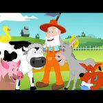 Kids TV Nursery Rhymes – Old MacDonald had a Farm | Old MacDonald | Nursery Rhyme