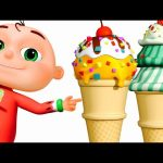 Ice Cream Song | Zool Babies Fun Songs | Nursery Rhymes Collection