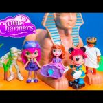 LITTLE CHARMERS Nickelodeon Little Charmers Trick or Treat Candy Hazel Little Charmers Video Parody