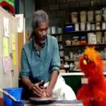 Sesame Street – Murray Has a Little Lamb: Art School