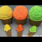 Foam Clay Ice Cream Cups Surprise Toys Teenage Mutant Ninja Turtles Paw Patrol Mashems Disney Frozen