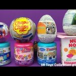 Num Noms Disney Frozen My Little Pony Fashems Chupa Chups Star Wars Zootopia The Good Dinosaur Eggs