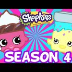 SHOPKINS SEASON 4 ❤ New Departments Petkins Petshop Garden Party Time Toys