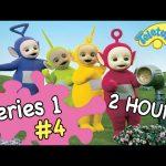 Teletubbies Full Episodes | Series 1, Episodes 21-26 | 2 Hour Compilation!