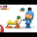 Let's Go Pocoyo! – Magic Fingers [Episode 20] in HD