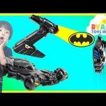Batman vs Superman Remote Control Toy Cars Air Hogs Batmobile Zero Gravity Climb on Walls