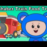 T Is for Train   Alphabet Train Food Train and More   Baby Songs from Mother Goose Club!