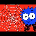Incy Wincy Spider | Nursery Rhyme