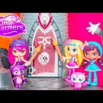 LITTLE CHARMERS Nickelodeon Little Charmers Spooky Haunted House Hazel Little Charmers Video Parody