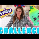 SHOPKINS Challenge with Play Doh – Making Shopkins Playdo Surprise Eggs