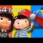 Planes Song   Plus Lots More Nursery Rhymes   From LittleBabyBum!
