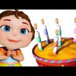 Happy Birthday Song   Kids Songs & Nursery Rhymes   Videogyan